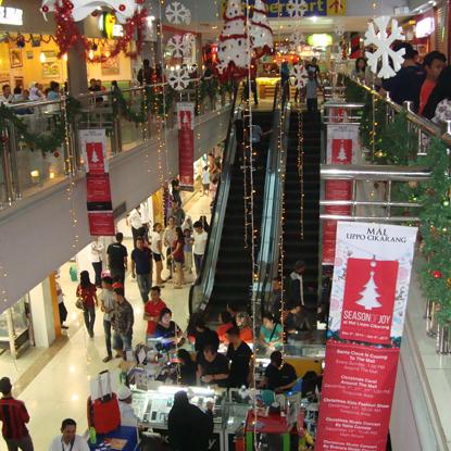 Lippo Malls Indonesia Retail Trust Mal Lippo Cikarang
